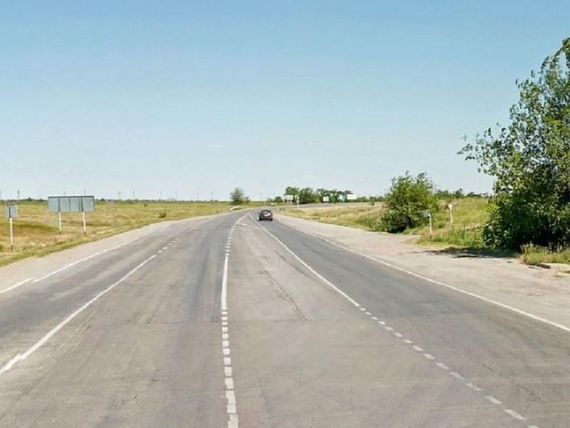 Проблемный участок дороги Волгодонск - Зимовники  восстановят тацинские дорожники