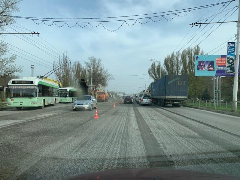 На Морской начался масштабный ремонт дороги