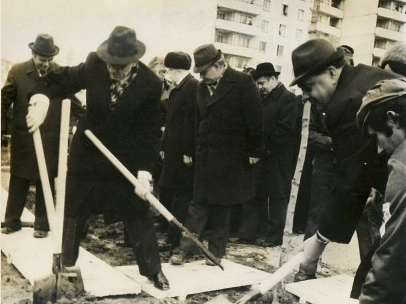 42 года назад немцы заложили парк «Дружба» в Волгодонске