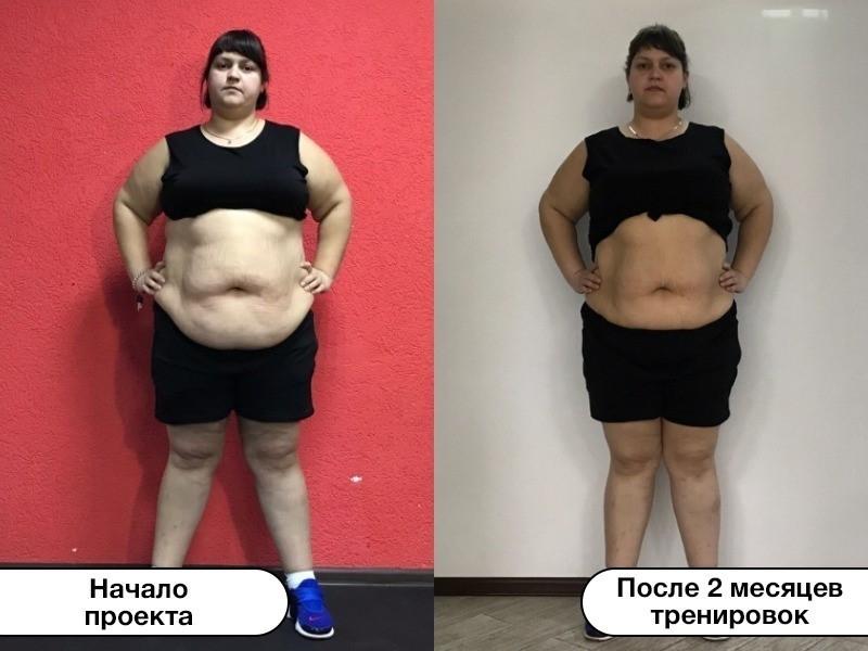 Повар Дарья Шипова похудела на 10,6 кг за два месяца в реалити-шоу «Сбросить лишнее»