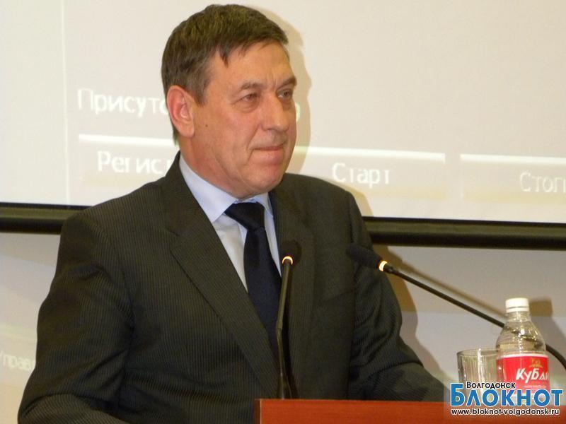 Виктор Фирсов получил «удовлетворительно» за свой отчет