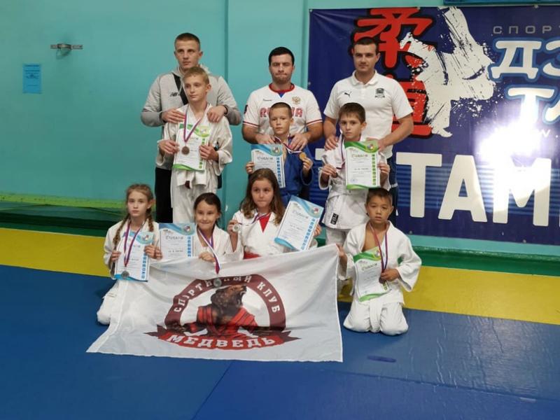 Спортсмены из Волгодонска отличились на первенстве региона по дзюдо