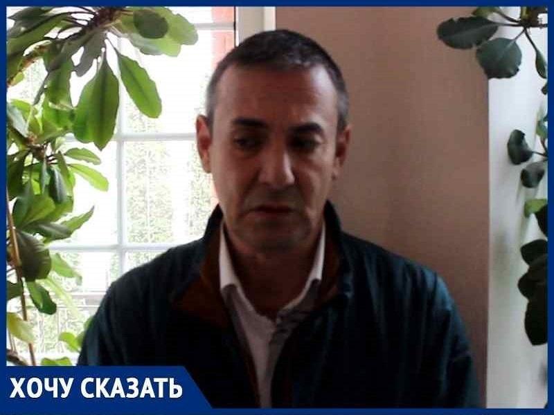 «Меня с ребенком-инвалидом выживают из дома новые соседи»: волгодонец Рустам Мирзоев