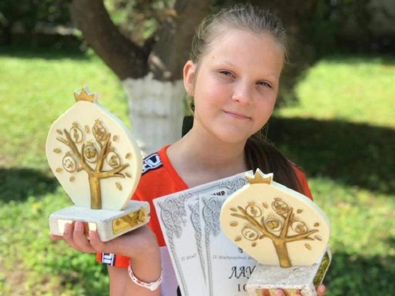 Юная волгодончанка написала песню и победила в Турции