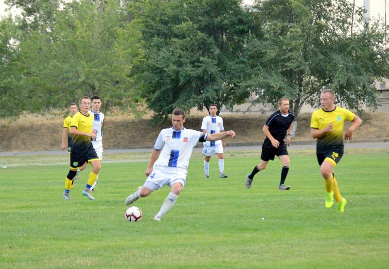 ФК «Волгодонск-2019» одержал уверенную победу над лидером турнирной таблицы