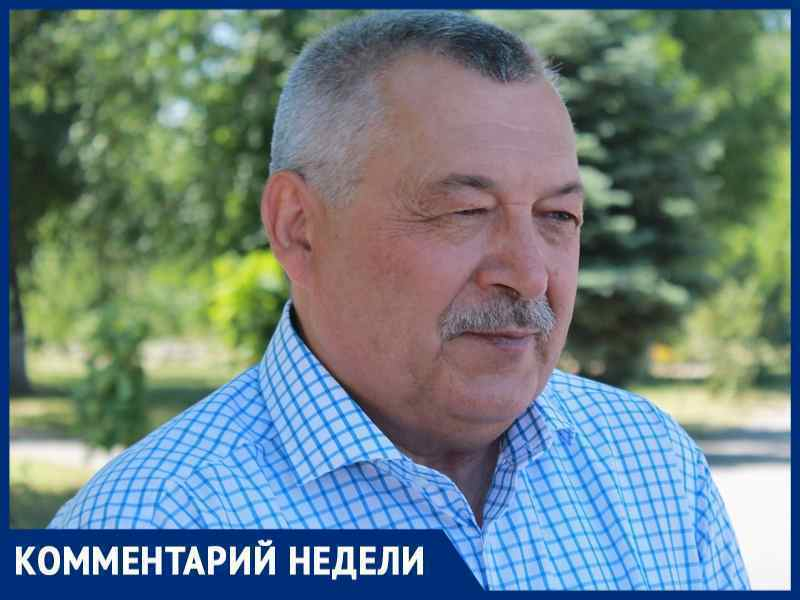 Директор «Водоканала» Александр Нетута рассказал о ситуации с водоснабжением  верхних этажей домов