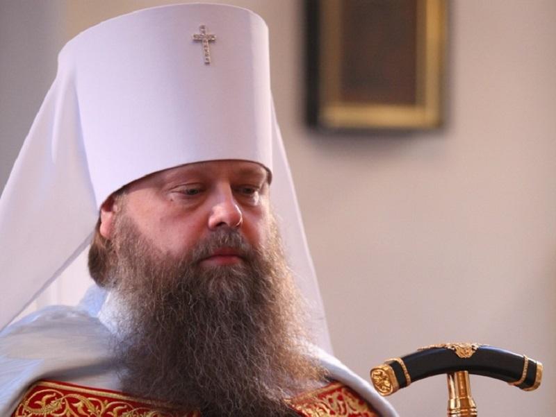 Митрополит Меркурий возглавил главный завод РПЦ