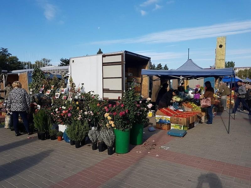 10 ноября в Волгодонске состоится очередная ярмарка «выходного дня»