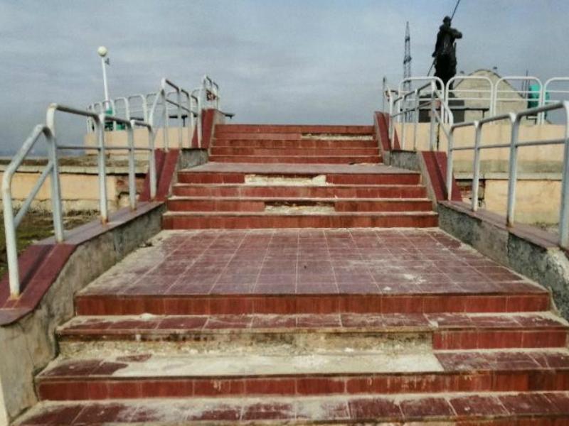 На утро после публикации «Блокнота» памятник Бакланову потребовали отремонтировать