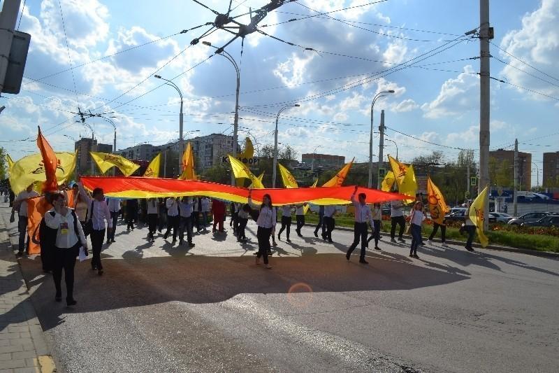 Из-за карнавального шествия 19 апреля в Волгодонске перекроют дороги