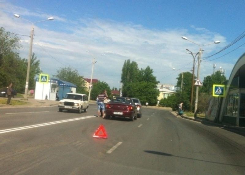 «Трогаться умеем, а вот тормозить еще нет» - в Волгодонске очередное ДТП