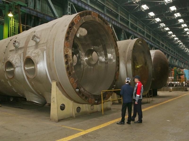 «Атоммаш» трудоустроит рекордное число рабочих