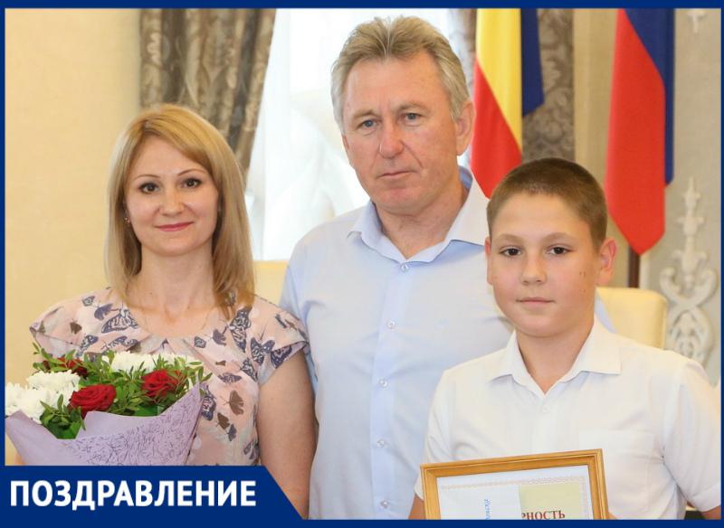 Победителей спартакиады Дона поздравили в администрации Волгодонска