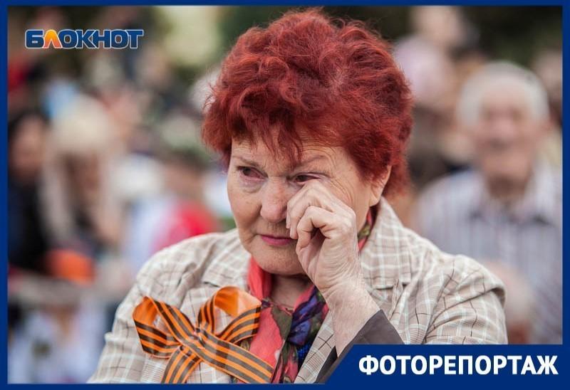 «Найди себя на фото»: как Волгодонске отметил День Победы. Часть 1