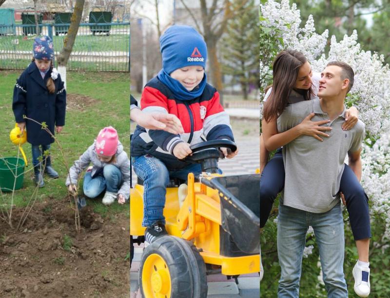 Стали известны имена победителей фотоконкурса «Я, весна и Волгодонск»