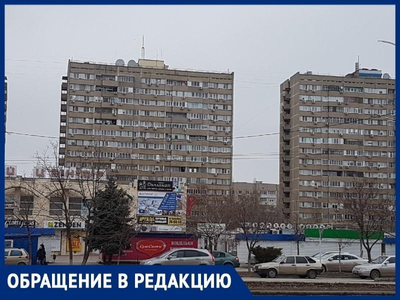Неуправляемый подростки атакуют дворы на проспекте Строителей, - волгодонцы