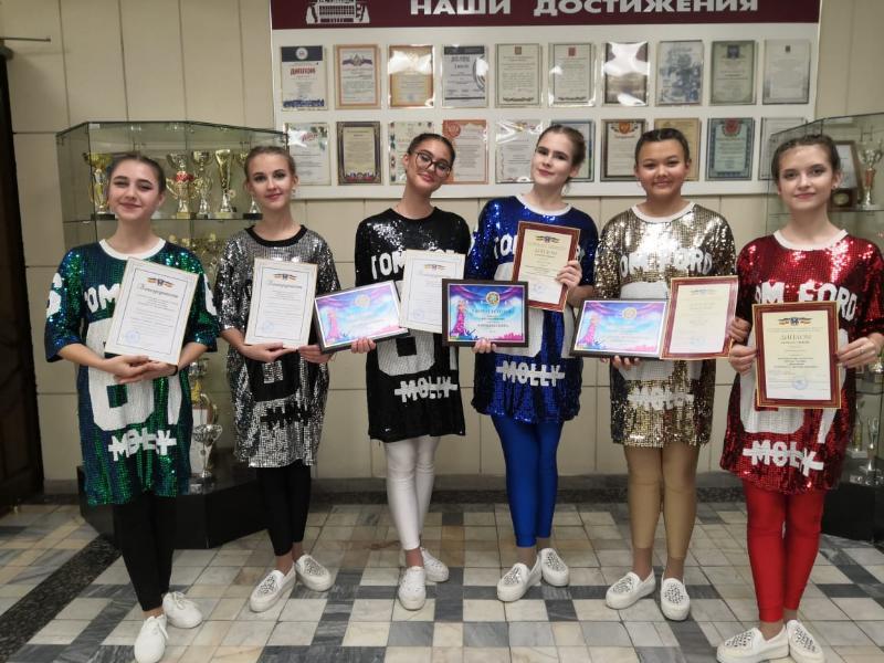 Творческие коллективы Волгодонска завоевали россыпь наград на областном фестивале