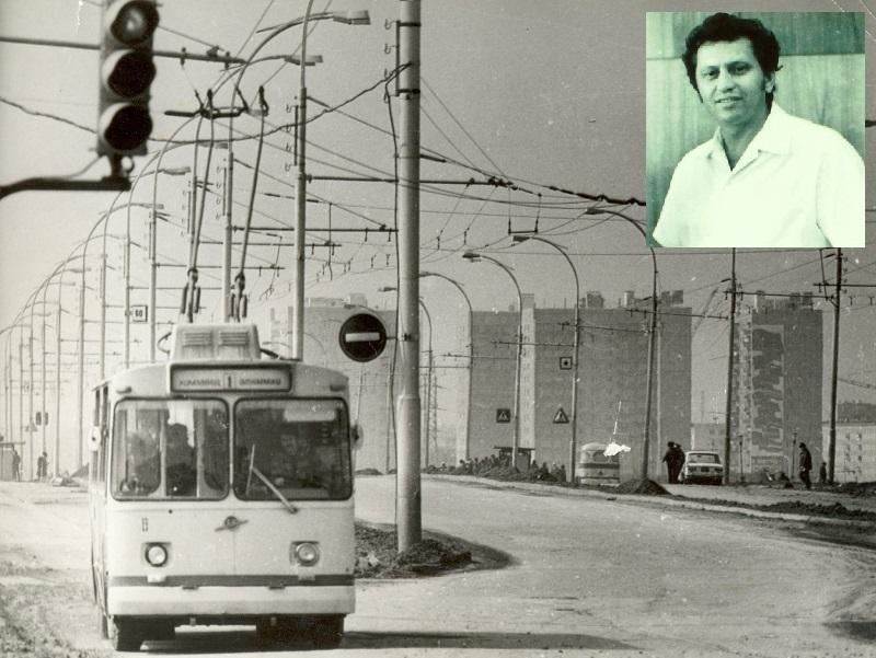 Кто придумал первый троллейбусный маршрут Волгодонска, и почему троллейбусы не пошли на В-16