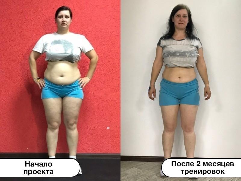 Водитель троллейбуса Марина Занозина похудела на 7,4 кг за два месяца участие в «Сбросить лишнее»