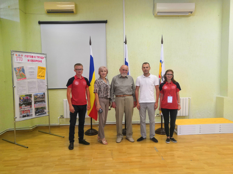 79-летний Виктор Стадников сдал нормы ГТО на золотой знак