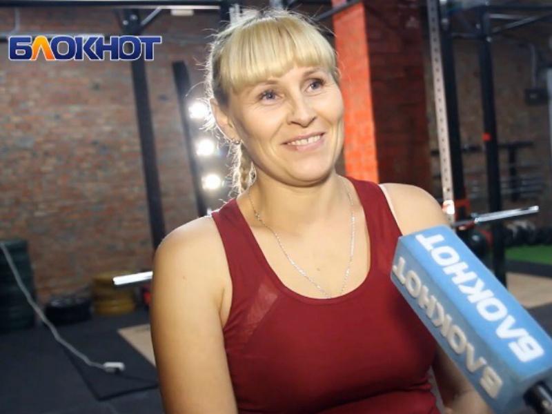 Анне Карлюк посоветовали накачать руки после спортивного этапа