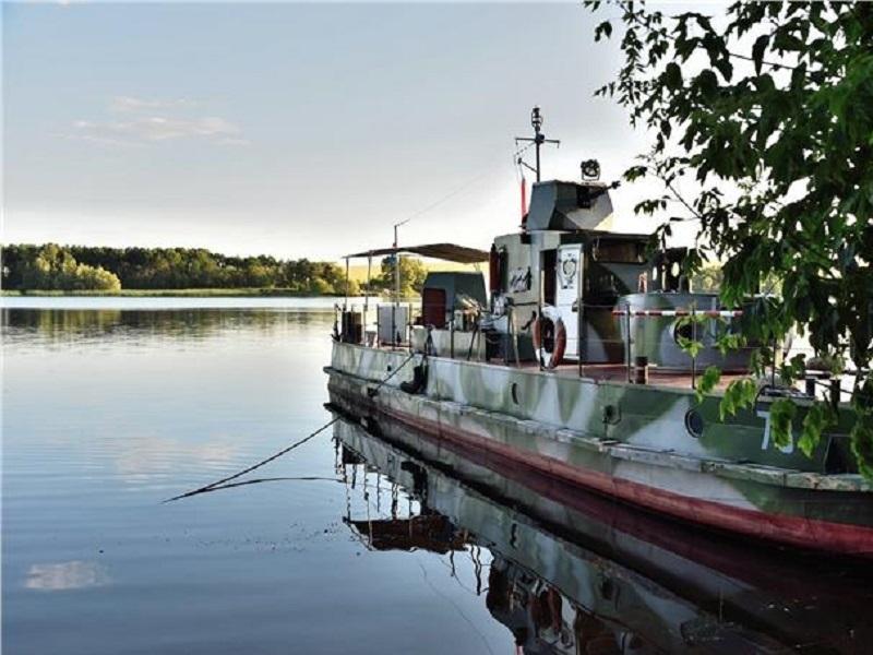 Волгодонск посетит восстановленный боевой катер времен Великой Отечественной войны
