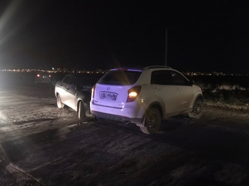 Невнимательность спровоцировала ДТП на улице Заречной в Волгодонске
