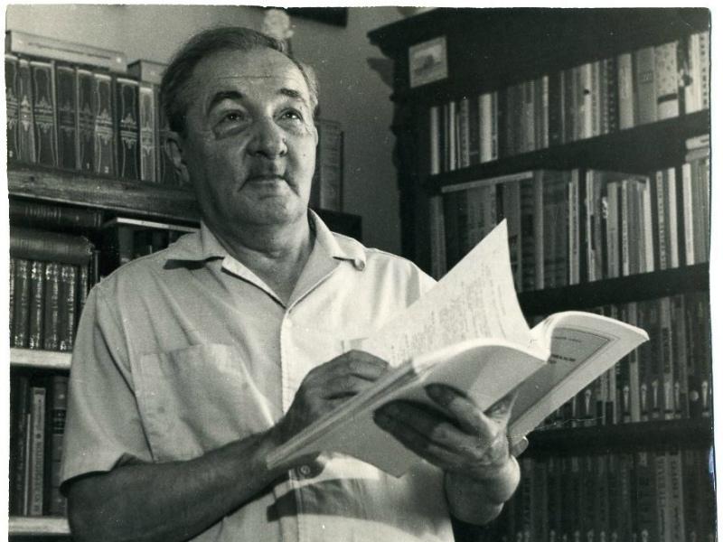 В этот день родился поэт Владимир Смиренский, создавший в Волгодонске первое литературное объединение