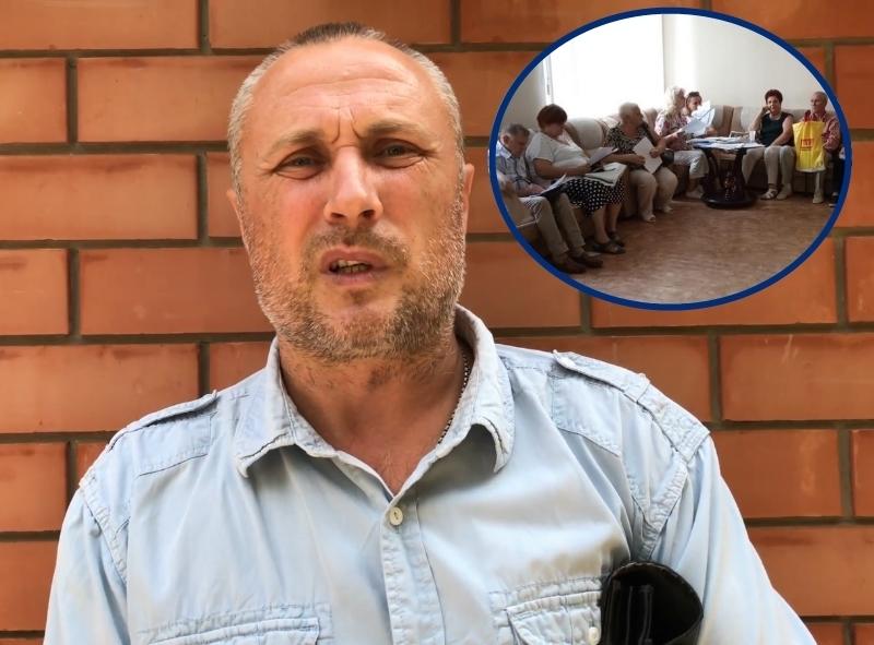 Начальник Госжилинспекции области выслушал проблемы только «избранных» волгодонцев