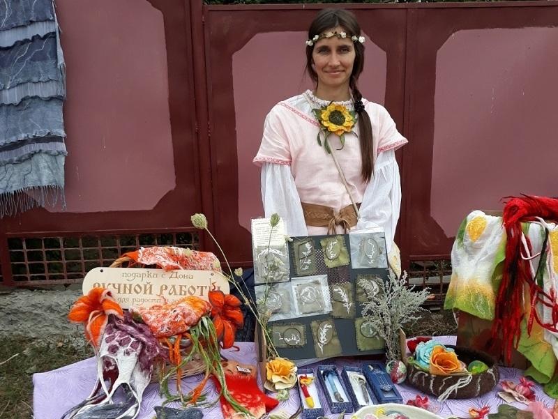 Мастерицы из Волгодонска стали участницами «Калининского лета»