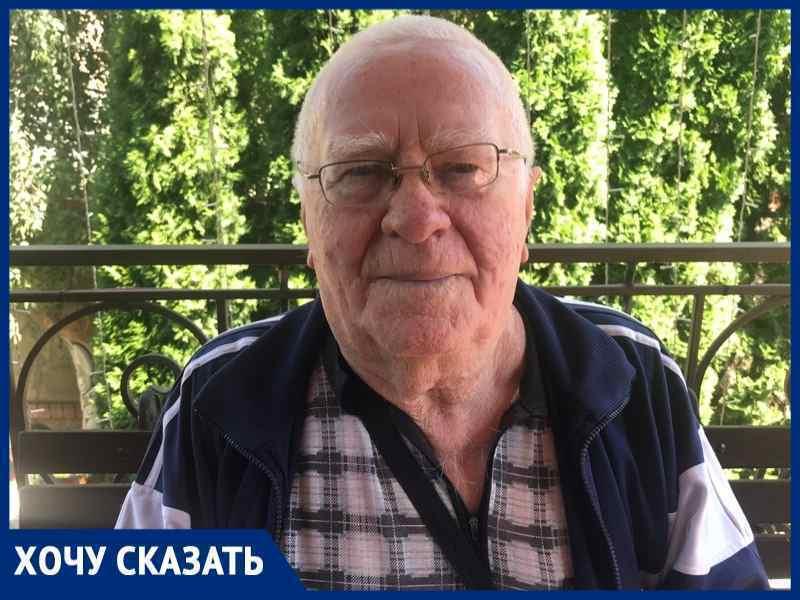 «Тут страдают женщины с колясками»: токарь-ветеран о проспекте Курчатова