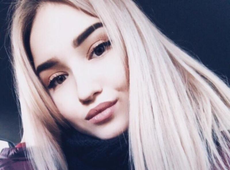 21-летняя Евгения Остапенко в конкурсе «Мисс Блокнот-2019»