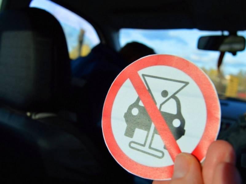 Волгодонцы продолжают садиться пьяными за руль