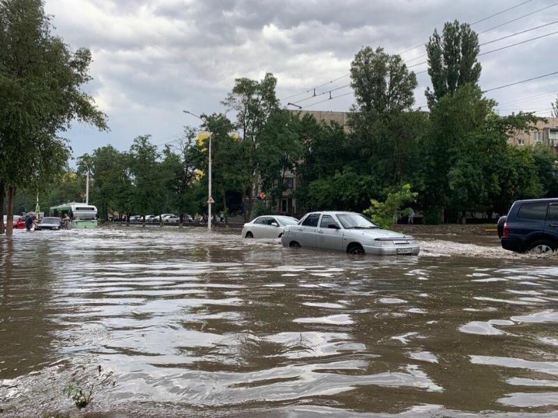 Готов ли Волгодонск к сезону дождей, рассказал Сергей Вислоушкин