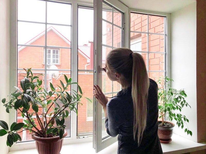 В какие окна не дует при ураганном ветре в Волгодонске