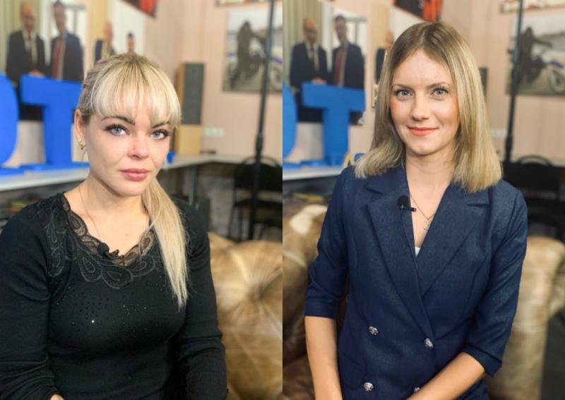 Интервью Алены Карл и Валентины Калюжиной читатели «Блокнота» оценили выше всех