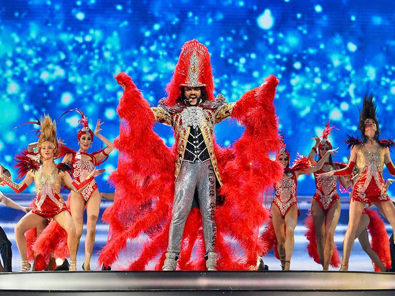 Меньше месяца осталось до концерта короля поп-музыки и хайпа Филиппа Киркорова