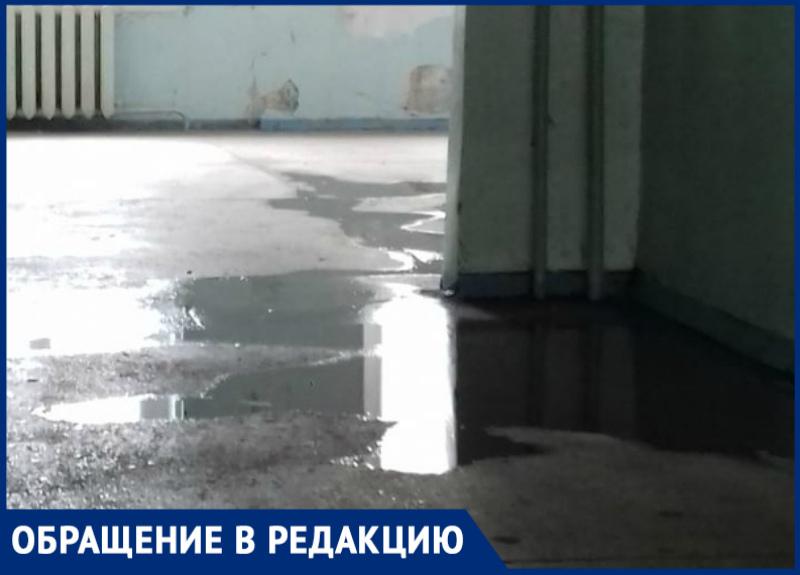 «Вторые сутки идет дождь и наша крыша не выдержала»: волгодонцы