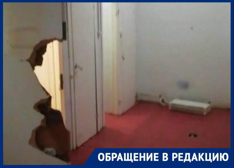 «Состояние общественного туалета в «Магните» вселяет только страх»: волгодончанка