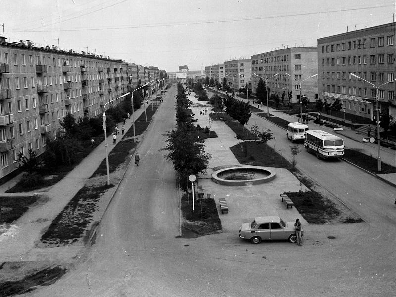 48 лет назад в Волгодонске начался строительный бум