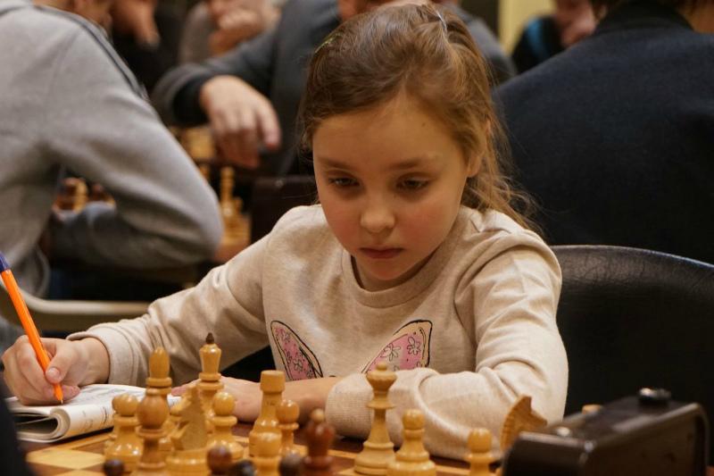 Юная волгодончанка стала чемпионкой Ростовской области по шахматам