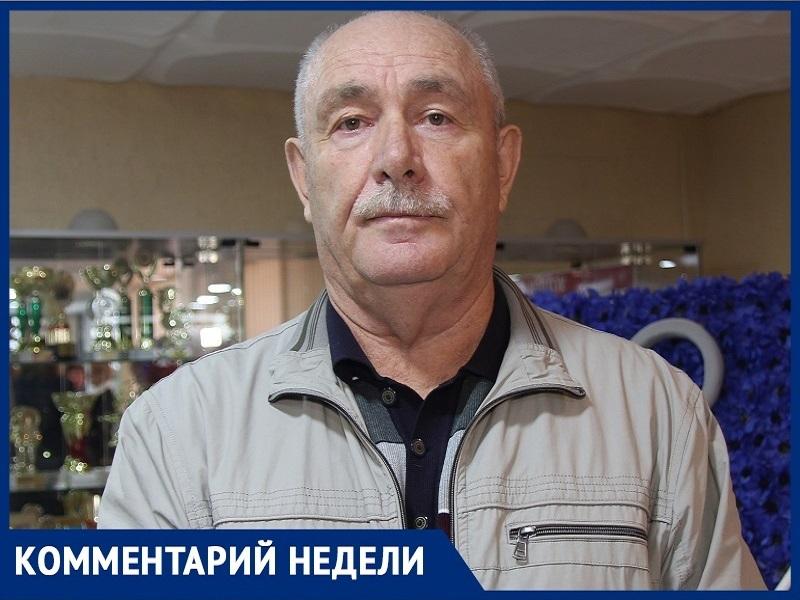 «Сотни предпринимателей Волгодонска закроют свой бизнес»: Владимир Шаповалов