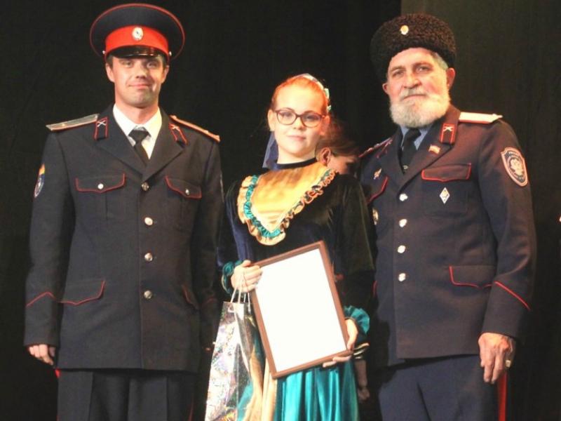 В Волгодонске состоялся городской конкурс «Донская казачка»