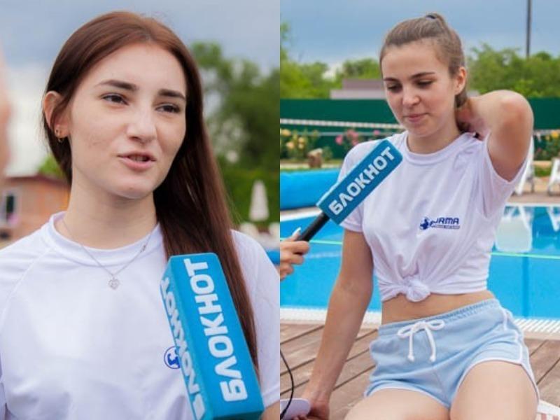 Ольга Кравченко и Юлия Тислицкая покидают конкурс «Мисс Блокнот»