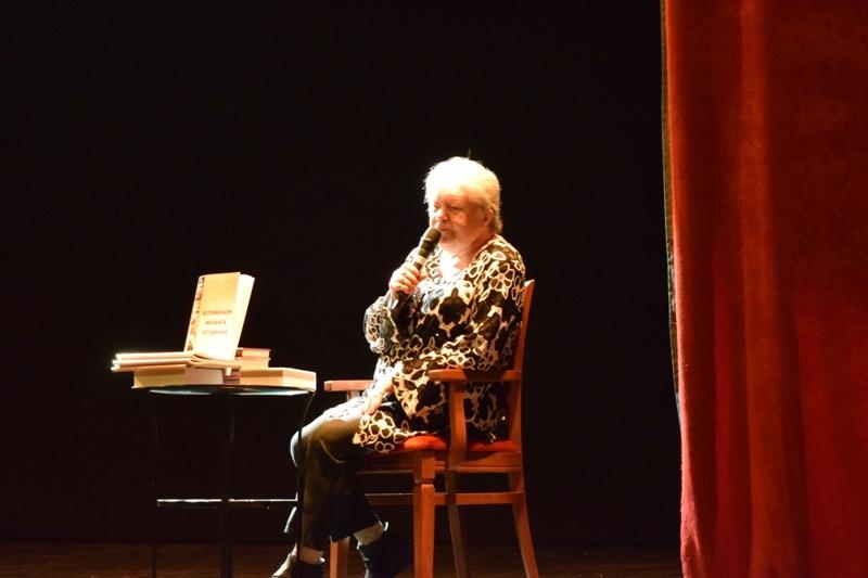 Вдова народного артиста СССР Михаила Пуговкина посетила Волгодонск