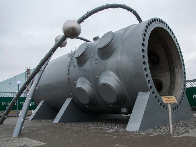 В Волгодонске выставили на продажу атомный реактор