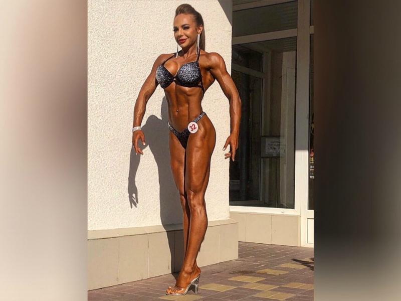 Волгодончанка Алена Шеремет вошла в топ-5 сильнейших на чемпионате по бодибилдингу