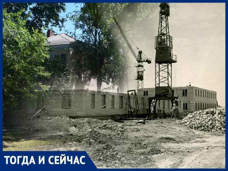 Волгодонск прежде и теперь: от голой степи к тенистому переулку