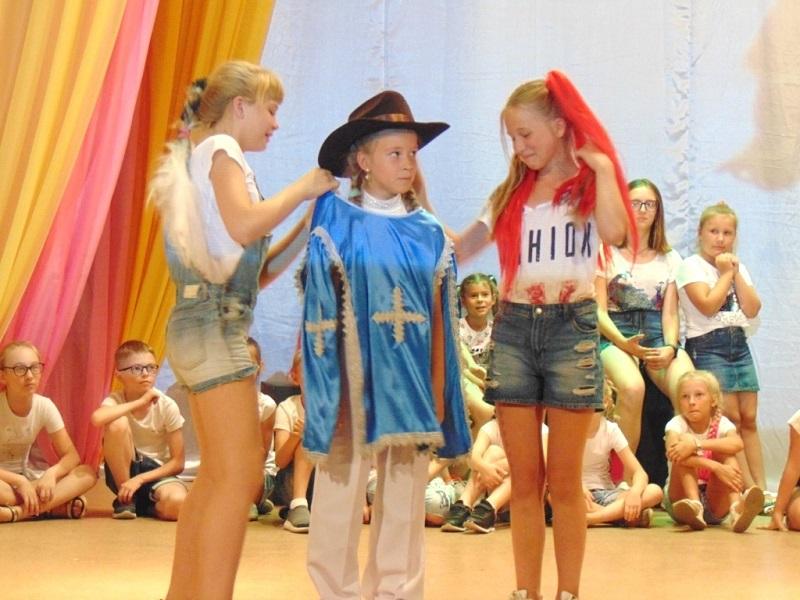 В Волгодонске провели «Театральный баттл»