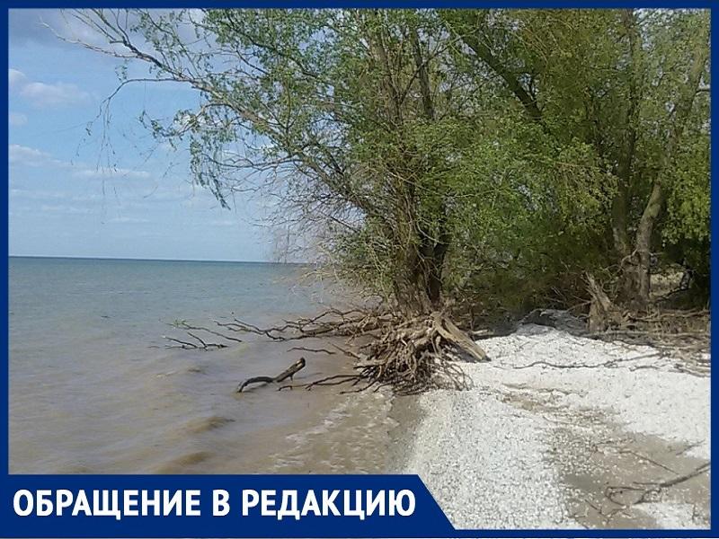 «Волгодонск смывает в море»: житель города